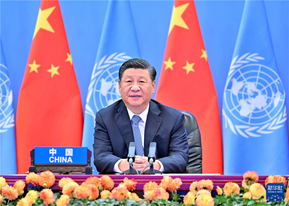习近平出席第二届联合国全球可持续交通